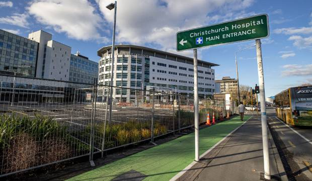 Christchurch Hospital's 'price gouging' with new parking charges, CDHB member says