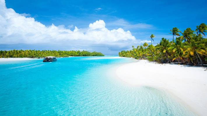 Kiwis finally have a date to plan a Cook Islands getaway around.