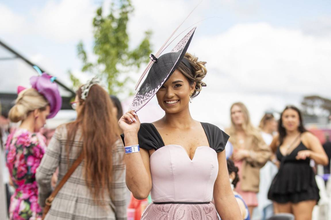 Pictures Christchurch Cup 2020 Fashion At The Running Of The New Zealand Trotting Cup Stuff Co Nz