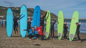 Beer, dogs and surf: Why you should visit Wellington's beach suburb escape