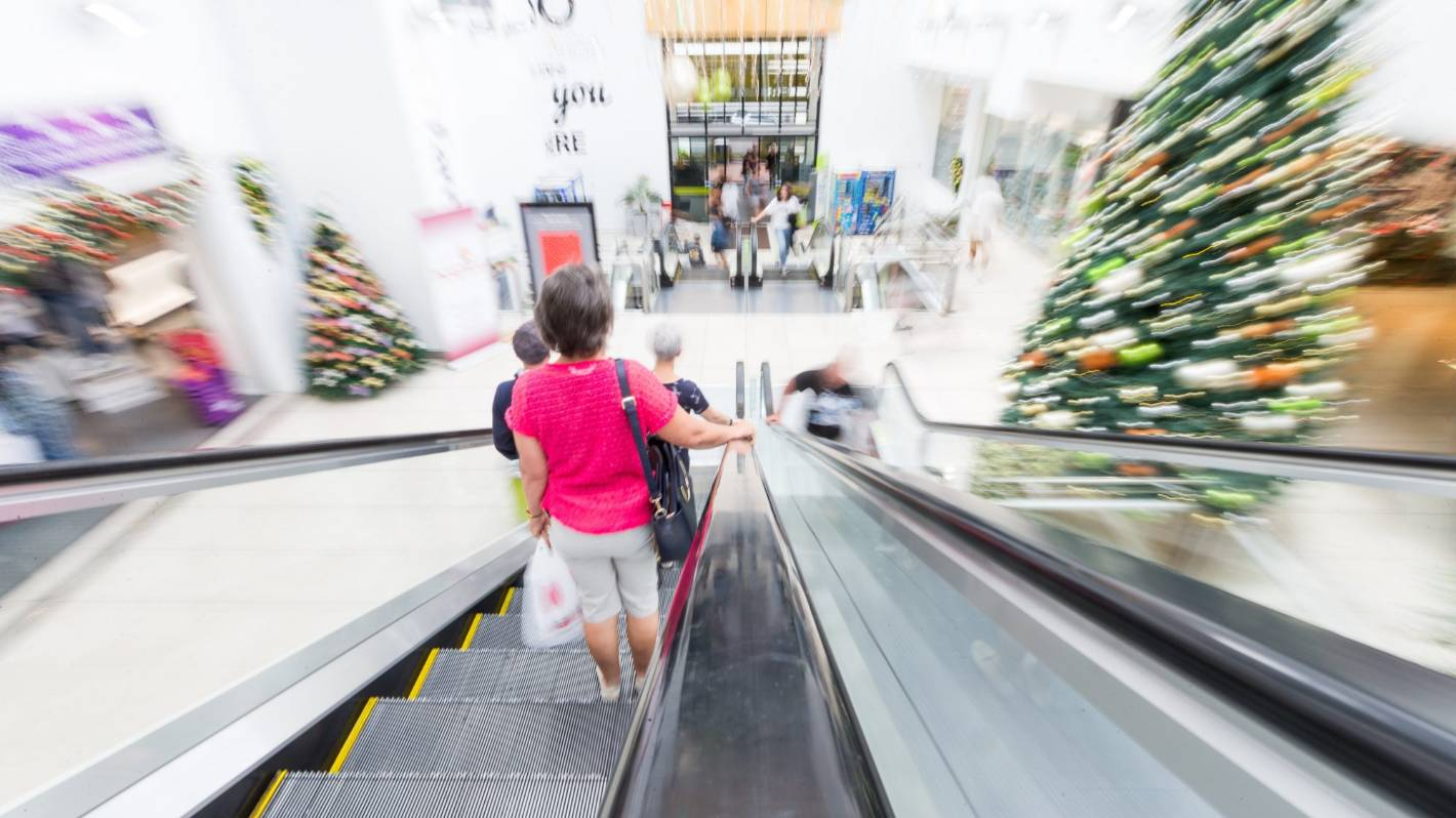 Limited choice for Christmas shoppers this year, Kiwibank economist says