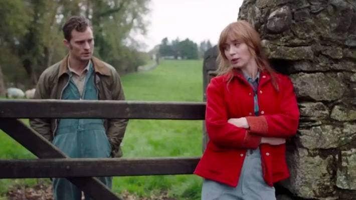 Hate Crimes New Rom Com Wild Mountain Thyme Trailer S Irish Accents Slammed Stuff Co Nz