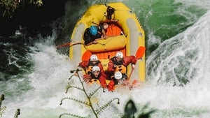Getting extreme in Rotorua: By land, air and water