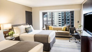 Room Review: A classy place to lay your head in the capital