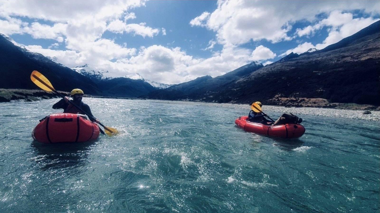 Packrafting: NZ's next adventure sport?
