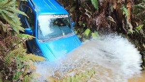 Rotorua's 4WD experience: Fun in the mud