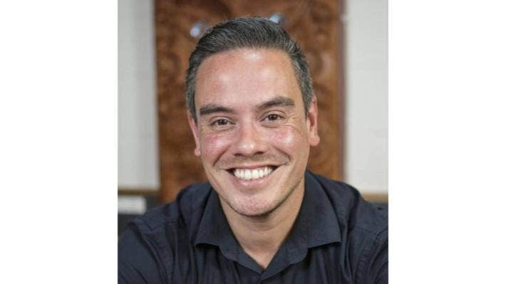 University of Canterbury lecturer Phil Borell has a strong interest in Maori sport.