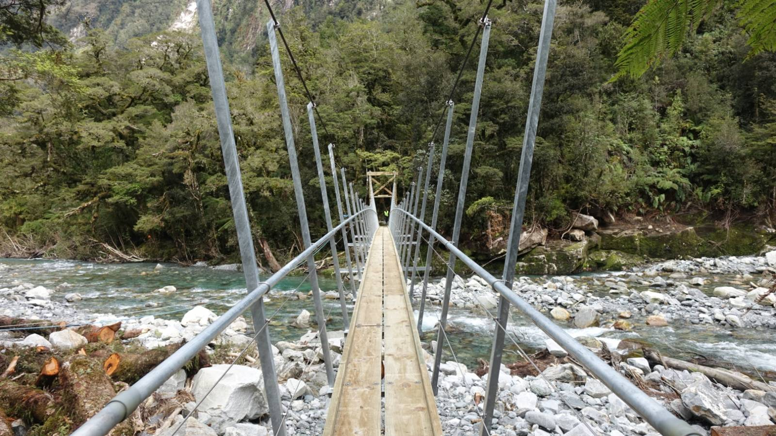 The Milford Track reopens for tramping