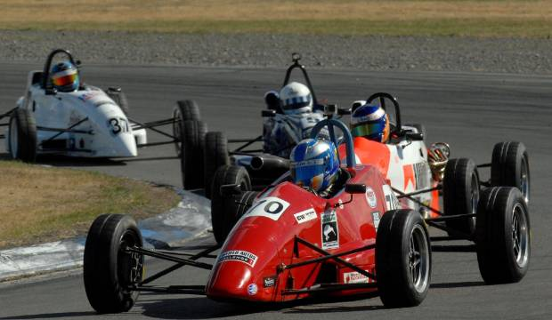 Southland's Ethan Anderson eyes victory at home track, Teretonga Park