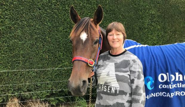 Invercargill trainer's care turns small unfit horse into a race winner