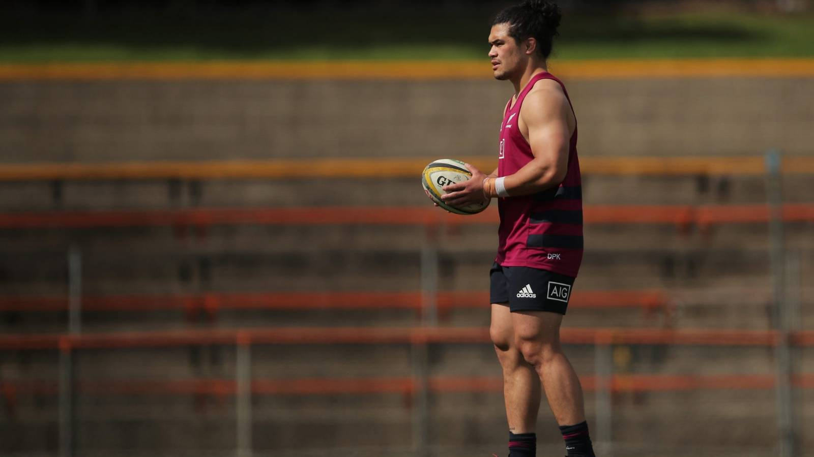 Uncapped All Black hungrier than ever to wear the black jersey