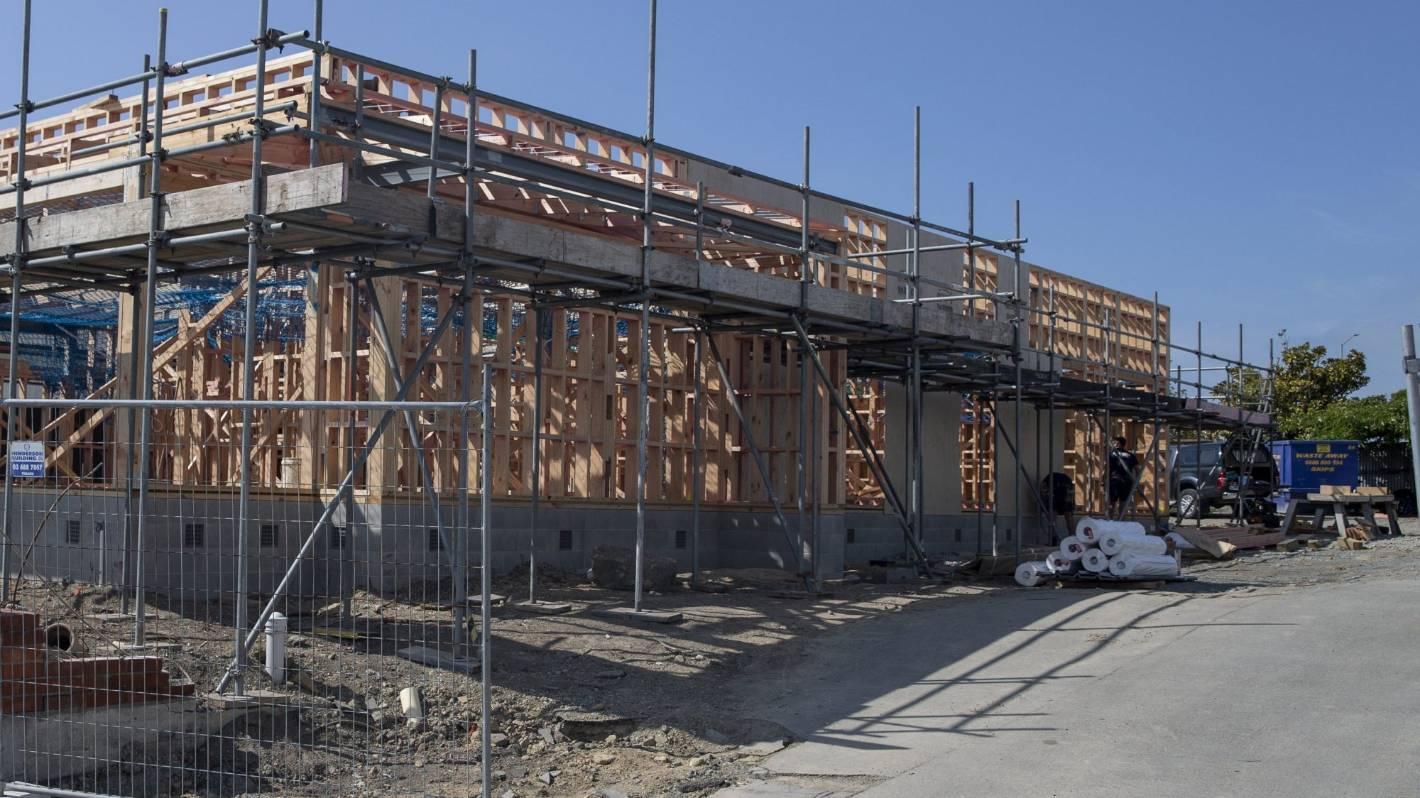 stuff.co.nz - Hope for pick up in Timaru District's construction, housing markets