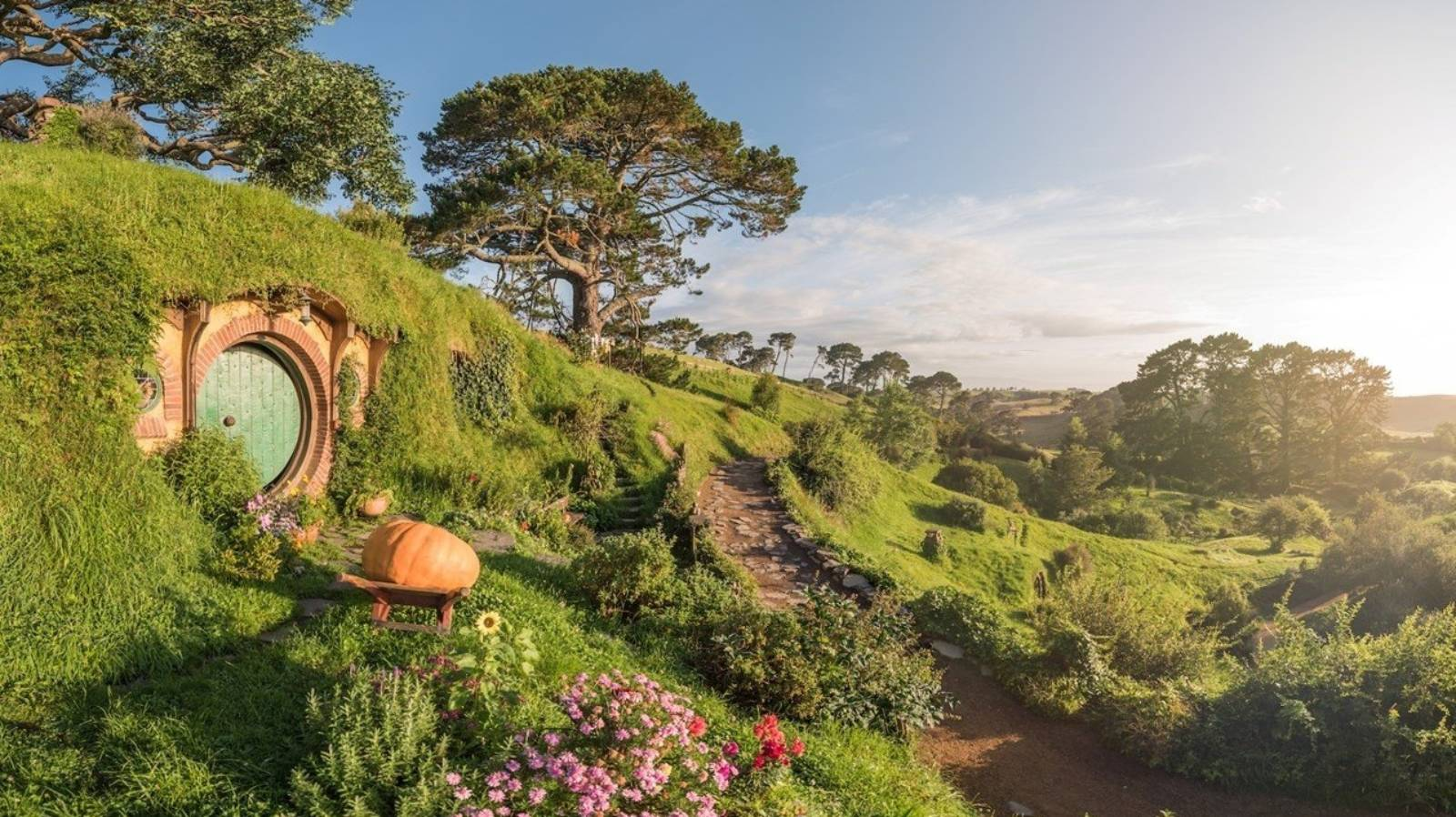 Three movie locations in Aotearoa to visit