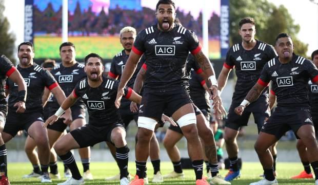 'Like we were at high school': Māori ABs captain Ash Dixon laps up cultural collision