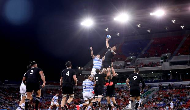 All Blacks officially clinch Tri-Nations title as Australia, Argentina draw in Sydney