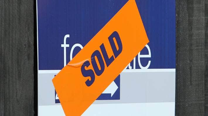 A Realestate.co.nz survey reveals 14 per cent of property buyers have bought a house they didn't originally intend to.