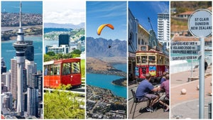 Summer in New Zealand's cities - Where to eat, play and stay