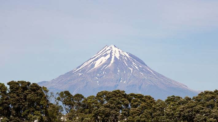 It is standard practice now to refer to the region's most notable landmark as Taranaki Maunga.