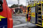 12062019 Stacy Squires/Stuff.56 Wickham St, Bromley  Christchurch, Fire and Emergency staff or Work Safe staff are ...