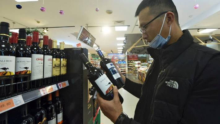 Australian wine is among the exports cracked down on by China as it steps up the pressure in a bitter diplomatic conflict over coronavirus, territorial disputes and other irritants.
