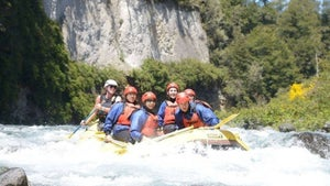 Three of the best whitewater rafting experiences