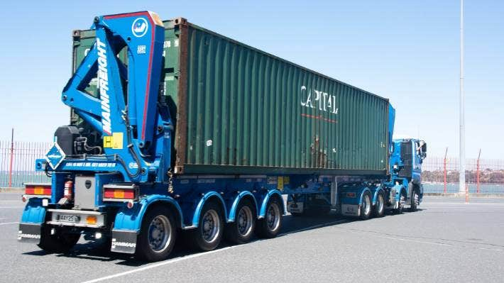 Congestion at Ports of Auckland has driven freight costs to historically high levels and created shortages of some goods.