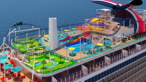 Craziest cruise ship coming in 2021 has a roller coaster
