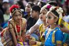 Christchurch's Diwali festival, picture in 2018, has been cancelled.