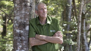 Fiordland National Park's oldest hut warden tells of the weird and wonderful on the job