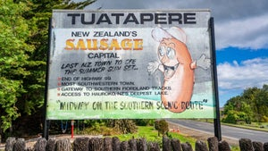 Five of the South Island's quirkiest small towns