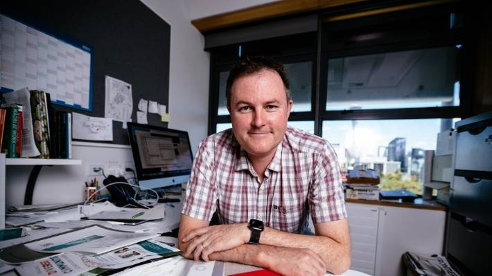 Covid modeller Shaun Hendy had hoped to see numbers plateau by now.