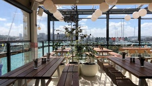 Three of the best rooftop bars to watch the America's Cup