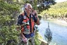 Fiordland Search And Rescue member Stewart Burnby has been involved in several searches for downed aircraft in the ...