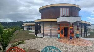 Kawakawa's new Hundertwasser-inspired hub is a freedom camper's dream