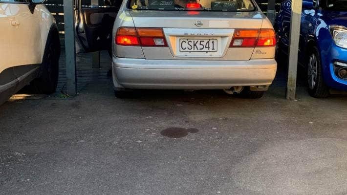 Nomads car