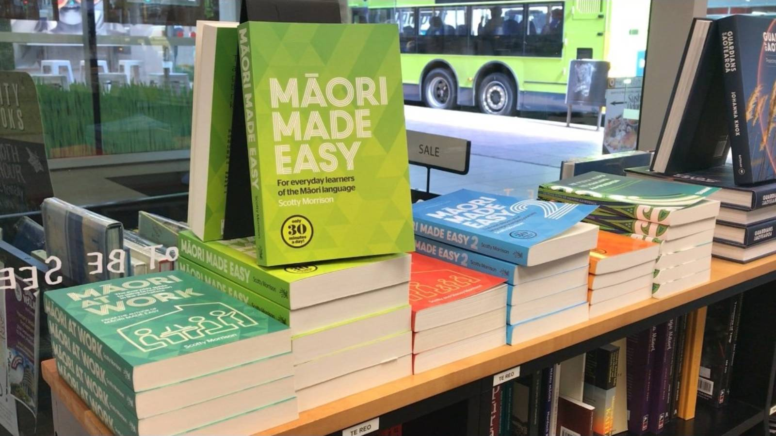 Try a little politeness instead of complaints about te reo
