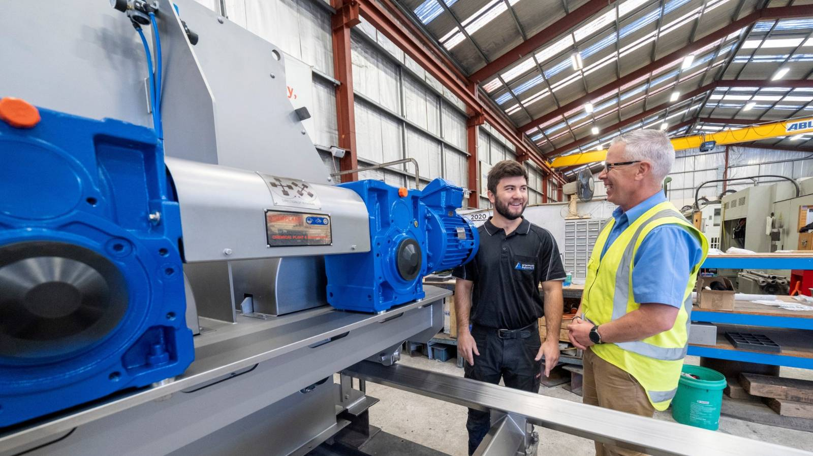 Engineering firm urges companies to take on apprentices