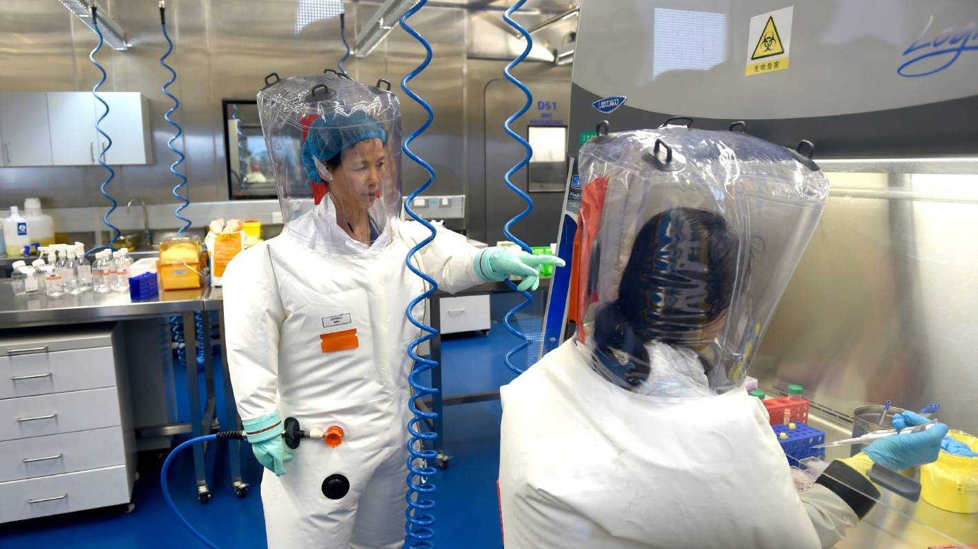 Covid-19: US scientist digs up deleted genetic data, adding fuel to virus origin debate