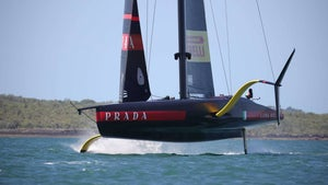 The backroom squabbles that threatened start of the America's Cup challenger series