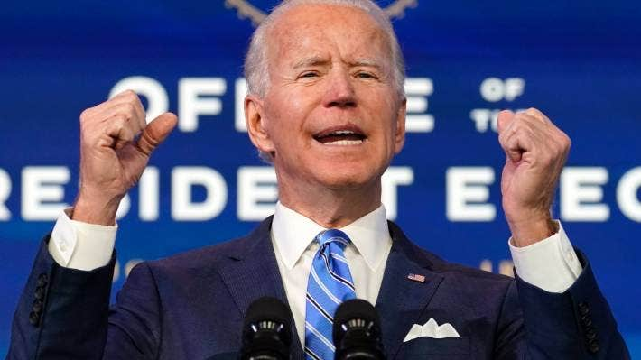 The focus of the Biden Administration will be domestic over the next few years, Simon Draper says.