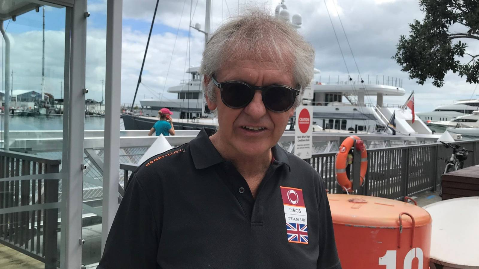 Small fire on INEOS billionaire's boat hours after he arrives in Auckland