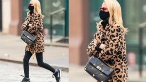 10 ways to make heiress' low-key animal print look work in hot weather