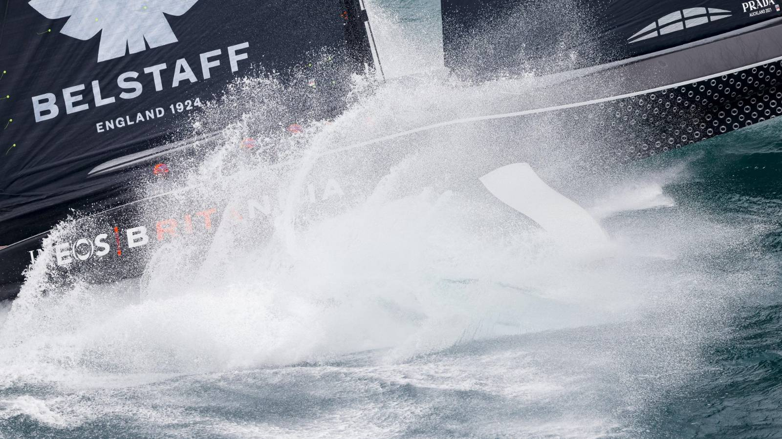Ben Ainslie reveals Britannia nearly wiped out before American Magic's 'horrific' capsize