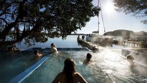 The hidden hot pools of Lake Rotoiti