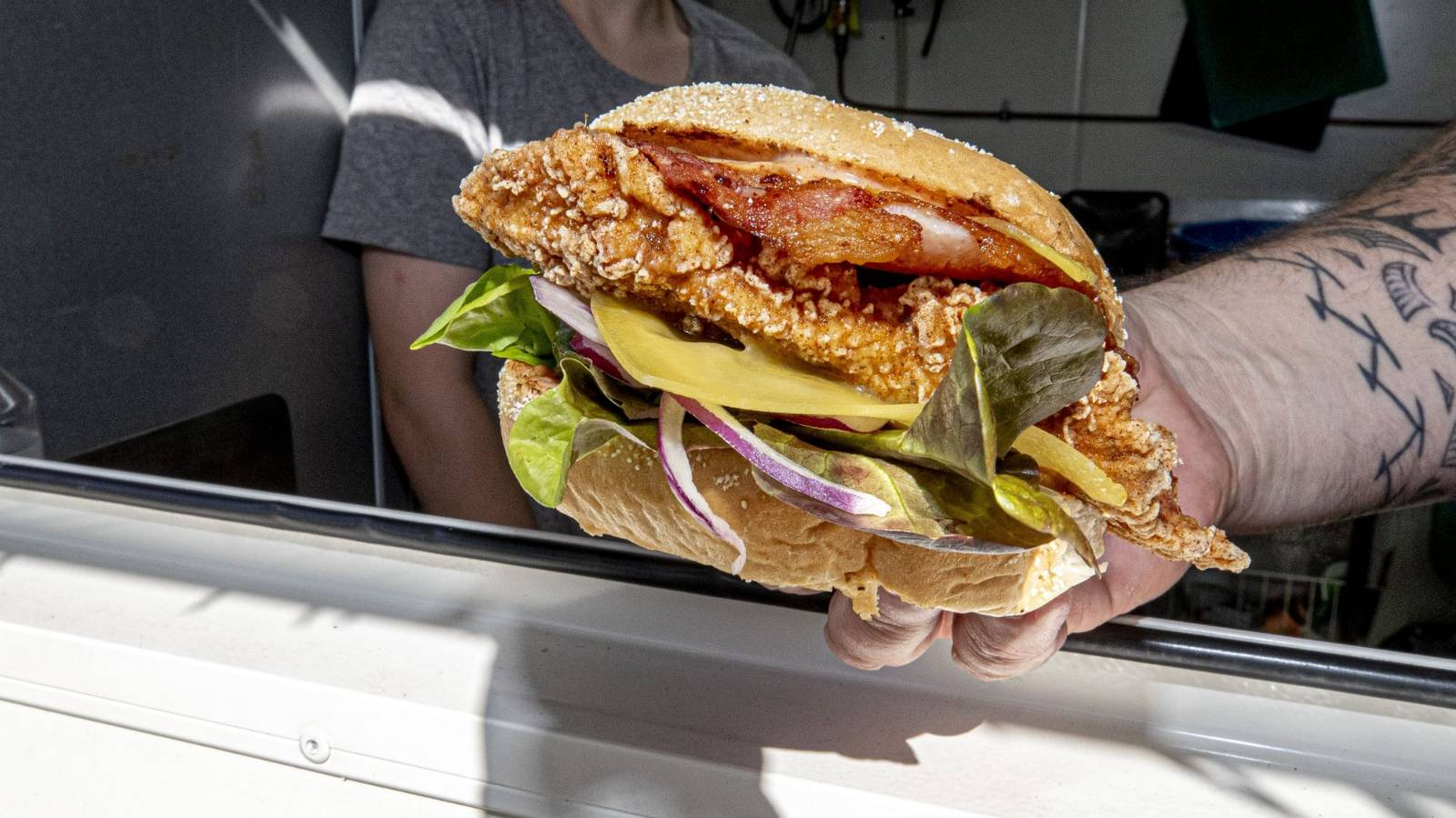 New Zealand's post-lockdown burger boom