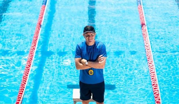 International triathlon coach sets up training squad in New Plymouth for all ages and abilities