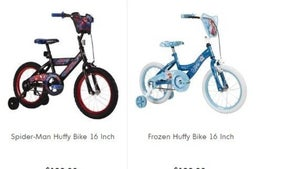 Why do we have girls and boys bikes?