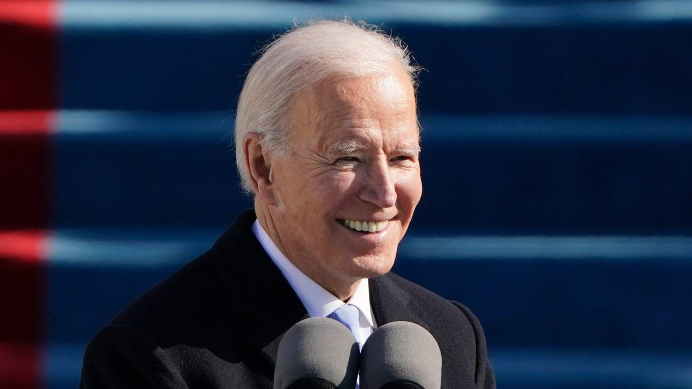 World Health Organisation welcomes President Biden's commitment to fight Covid-19 pandemic together