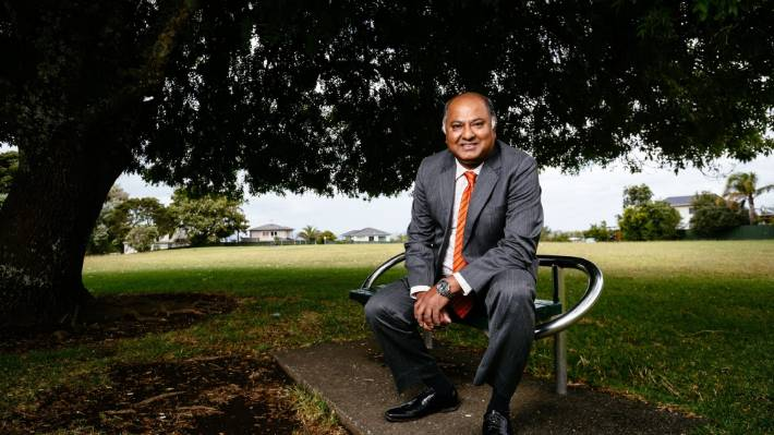 Waitakere Indian Association president Sunil Kaushal says people of Indian origin are stigmatised and put in a box.