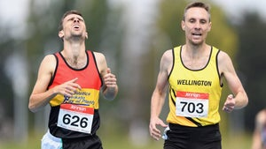 Nick Willis breaks John Walker's world record for 4-minute miles